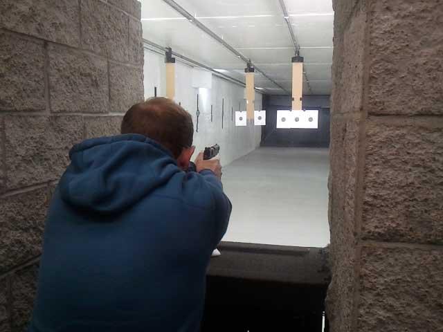 Salt Lake City Utah Shooting Range