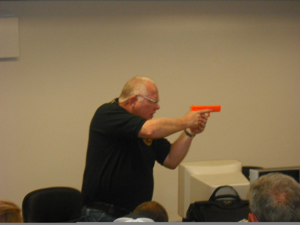 Concealed Weapons Class