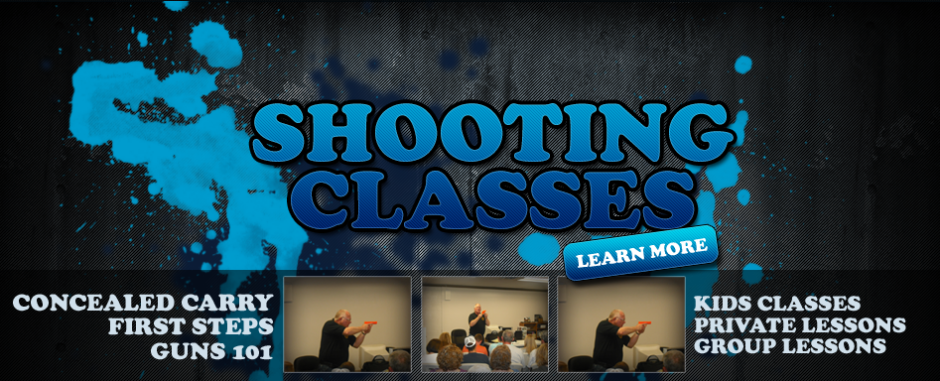 Concealed Weapons Classes