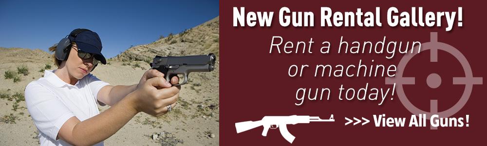Doug's Shoot N Sports Gun Rentals